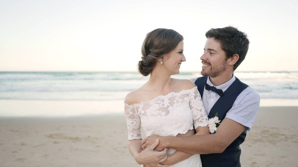Mooloolaba Surf Club Wedding photographer and videographer
